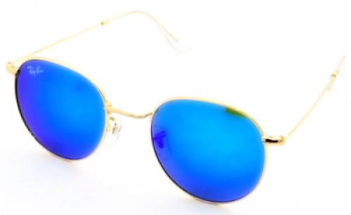 Зеркальные очки  Ray Ban 3447