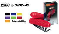 PG 2500 / BLACK - Пыльник вилки 34/37мм + 4стяжки