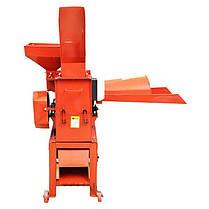 Кормоизмельчитель универсальный МС 400-24, 3 кВт(до 800 кг/час, зерно, кукуруза, сено, солома, стебли итд)) , фото 3