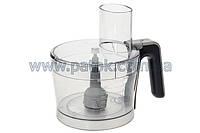 Чаша в сборе для кухонного комбайна Philips 2100ml 996510060717