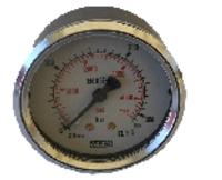 Манометр гліцериновий (гідравліка, робочий тиск; Sigma B/BS)