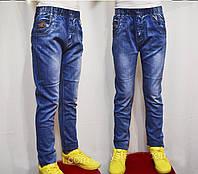Весенние стрейчевые джинсы для мальчиков. Возростная группа от 4 до 7 лет (98-122см.). TYK. Польша.