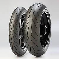 PR 190/50ZR17(73W)TL / 2635700 - Шина мотоциклетная задняя Diablo Rosso III