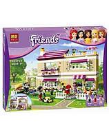 Конструктор Bela Friends 10164 В гостях у Оливии 695 деталей (аналог LEGO Friends 3315)