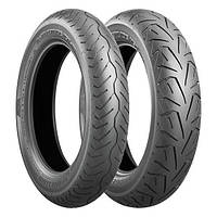 BS 130/90B16 73H H50F - Шина мотоциклетная передняя BRIDGESTONE BATTLECRUISE H50