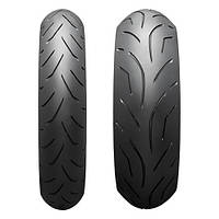 BS 150/60 R 17 66 H TL S 20 EVO REAR - Шина мотоциклетная задняя BRIDGESTONE Battlax S20 EVO