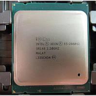 Процессор Intel Xeon E5-2660v2 2.2-3.0 GHz, 10 ядер, 25M кеш, LGA2011