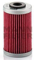 MANN MH 55 - Фильтрующий элемент масляного фильтра