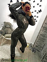 Женский комбинезон (42,44,46) — Синтепон 200 от компании Discounter.top