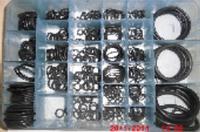 Набір ущільн гумових кілець S NBR 70