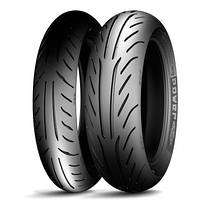 MICHELIN 160/60R15 67H TL POWER PURE SC REAR - Шина для скутера задняя MICHELIN PowerPure SC