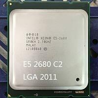 Процессор Intel Xeon E5-2680 2.7-3.5 GHz, 8 ядер, 20M кеш, LGA2011
