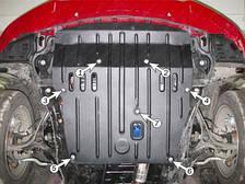 Защита двигателя Honda Accord (2008-2013) Полигон-Авто