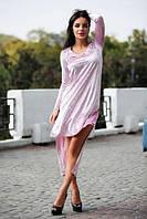Платье (S, M) —мокрый велюр купить оптом и в розницу в одессе  7км