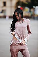 Спортивный костюм (S,M) —  трикотаж с люрексом  купить оптом и в Розницу в одессе 7км
