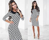 Платье (42,44,46) —   трикотаж от компании Discounter.top