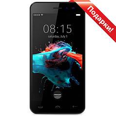 "☛Смартфон 5"" HOMTOM HT16, 1GB+8GB Black IPS Android 6.0 IPS Камера GalaxyCore 5 Мп Автофокус 3000 mAh"