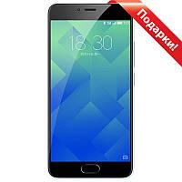 "Смартфон 5"" Meizu M5C, 2GB+16GB Черный Android 7 3000 mAh камера 8 Мп"