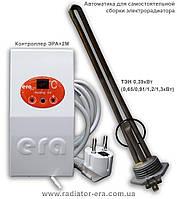 ТЭН для радиатора (Мини электрокотел). Электроотопление своими руками