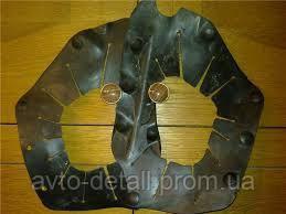 Пыльник рулевой тяги левый (лопух) 96243909 OEM (АвтоЗАЗ)