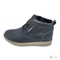 Ботинки зимние на меху Stael 565 Anser Black