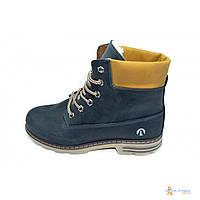 Ботинки зимние на меху подростковые Stael T1 Black