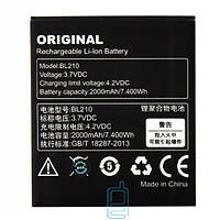 Аккумулятор Lenovo BL210 2000 mAh A606, S650, A766, S820 AAA класс