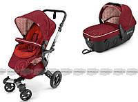 Универсальная коляска Concord Neo 2 в 1 с люлькой Sleeper, Tomato Red (под заказ 5-10 дней)