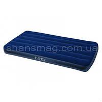 Надувной матрас Intex 68757(99*191*22 см)