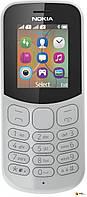 Nokia Телефон Nokia 130 NEW 2SIM Gray 1.8 ' ' SD BT 1020mAh Моноблок
