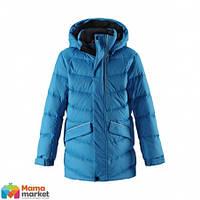 Куртка-пуховик зимняя детская Reima JANNE 531295, цвет 6490
