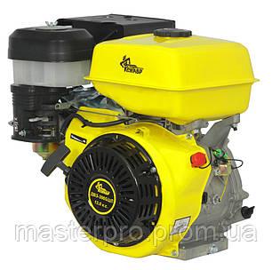 Двигатель бензиновый Кентавр ДВЗ-390БШЛ (Вал шлицы 25 мм), фото 2