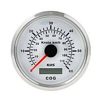 GPS спидометр, белый Kus K-Y08103, фото 1