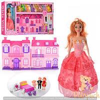 Игровой домик для кукол 668-7A