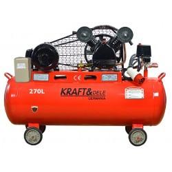 Масляный компрессор 270L 400V KD409