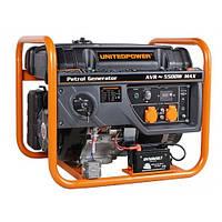 Бензиновый генератор United Power GG6300E 5 кВт