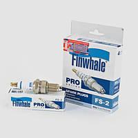 Свеча зажигания трехэлектродная Finwhale FS-2