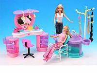 """Мебель для кукол барби """"Gloria"""" 2509 парикмахерская"""
