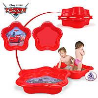 Песочница-бассейн с крышкой Injusa 2045
