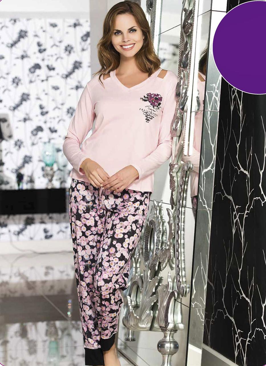 dea16802ef77d85 Женская пижама Shirly 21135, костюм домашний с брюками недорого ...