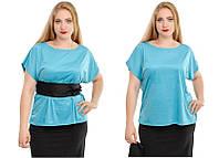 Блуза (48-54) — купить оптом и в Розницу в одессе 7км