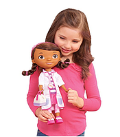 Кукла Доктор Плюшева Doc McStuffins My Friend Doc 37 см Оригинал США