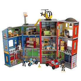 Игровой набор KidKraft Здание спасательной службы (63239)