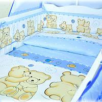 """Постельное белье в кроватку """"Друзі ведмедики"""" , фото 1"""