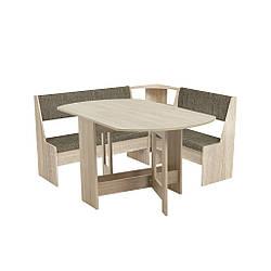 Комплект кухонный ( мягкий уголок + раскладной стол)