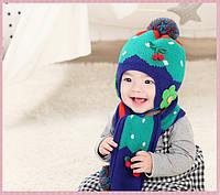 Комплекты детские шапка шарф оптом в Украине. Сравнить цены 7d9d8b52d5d70