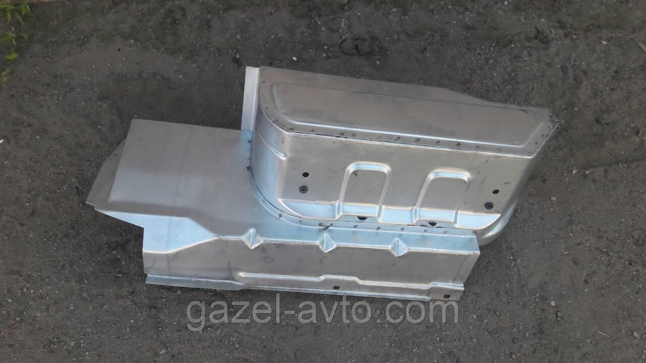 Подножка 3302 фургон, цельнометаллическая Газель, ГАЗ левая (пр-во ГАЗ)