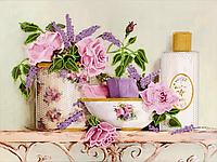 """Схема для вышивания бисером """"Чайные розы"""""""