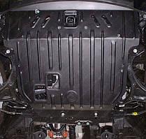 Защита двигателя Hyundai Santa Fe (2006-2013) Полигон-Авто