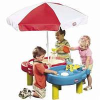 Детская песочница-стол Little Tikes Тихая гавань (401L)